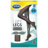 Scholl Light Legs™ Collants 20D Noir S à ALBI