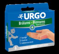 URGO BRULURES-BLESSURES PETIT FORMAT x 6 à ALBI