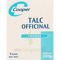 COOPER TALC, bt 250 g à ALBI