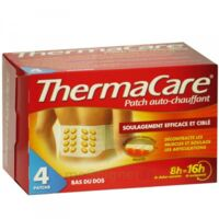 THERMACARE, pack 4 à ALBI