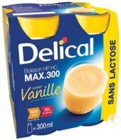 DELICAL MAX 300 SANS LACTOSE, 300 ml x 4 à ALBI