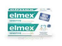 ELMEX SENSITIVE DENTIFRICE, tube 75 ml, pack 2 à ALBI