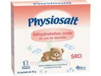 PHYSIOSALT REHYDRATATION ORALE SRO, bt 10 à ALBI