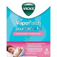 VICKS VAPOPATCH ENFANTS à ALBI
