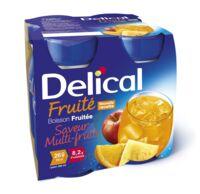 DELICAL BOISSON FRUITEE Nutriment multi fruits 4Bouteilles/200ml à ALBI