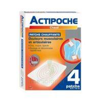 Actipoche Patch chauffant douleurs musculaires B/4 à ALBI