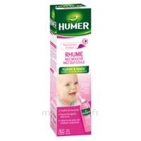 Humer Rhume Spray nasal nourrisson enfant 50ml à ALBI