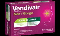 Vendivair Nez/Gorge Comprimés jour et nuit B/12+4 à ALBI