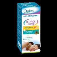 Quies Bi-Pack 2 Sprays buccal et nasale anti-ronflement à ALBI