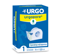 Urgopore Géant Sparadrap 2,5cmx9,14m dévidoir à ALBI