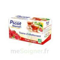 Picot Maman Tisane d'allaitement Fruits rouges 20 Sachets à ALBI