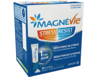 Magnevie Stress Resist Poudre orale B/30 Sticks à ALBI