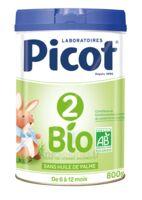 Picot 2 Bio Lait en poudre 800g à ALBI