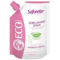 Saforelle Solution soin lavant doux Eco-recharge/400ml à ALBI