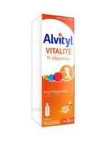 Alvityl Vitalité Solution buvable Multivitaminée 150ml à ALBI