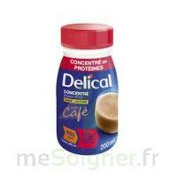 DELICAL BOISSON HP HC CONCENTREE Nutriment café 4Bouteilles/200ml à ALBI