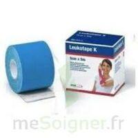 LEUKOTAPE K Sparadrap bleu 5cmx5m à ALBI
