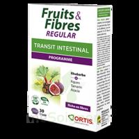 Ortis Fruits & Fibres Regular Comprimés B/15 à ALBI