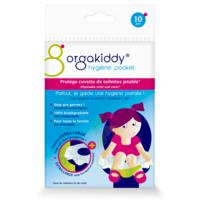 Orgakiddy Protège-cuvette toilettes XL Pochette/10 à ALBI